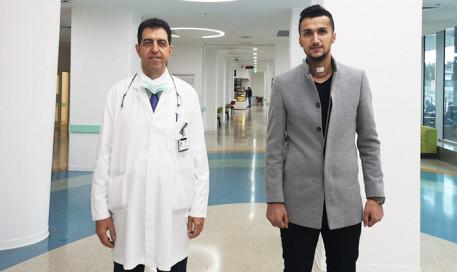 Trakeostomi Nedeniyle Sesini Kaybeden Yusuf Sesine Kavuştu | Prof. Dr. Sina Ercan