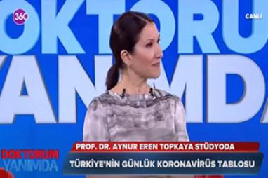 Antikor Testi, Grip Aşısı ve Zatürre Aşısı Hakkında Merak Edilenler   Prof. Dr. Aynur Eren Topkaya