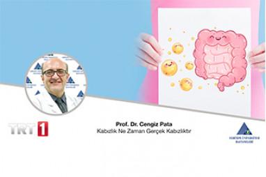 Kabızlık Ne Zaman Gerçek Kabızlıktır   Prof. Dr. Cengiz Pata