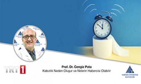 Kabızlık Neden Oluşur ve Nelerin Habercisi Olabilir | Prof. Dr. Cengiz Pata