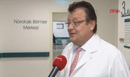 Parkinson Tedavisinde Beyin Pili Ameliyatı - Prof. Dr. Ahmet Hilmi Kaya