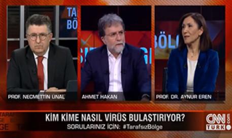 Koronavirüs & Testler | Prof. Dr. Aynur Eren Topkaya