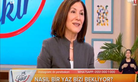 2020 Yaz Ayında Bizi Neler Bekliyor | Prof. Dr. Aynur Eren Topkaya