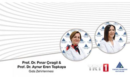 Gıda Zehirlenmesi - Prof. Dr. Pınar Çıragil & Prof. Dr. Aynur Eren Topkaya