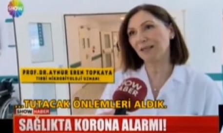 Corona virüs (Koronavirüs) COVID-19 Önlemleri | Prof. Dr. Aynur Eren Topkaya