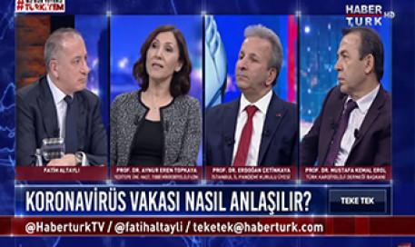 Koronavirüs COVID-19 (Corona) En Önemli Belirtisi Ne? | Prof. Dr. Aynur Eren Topkaya