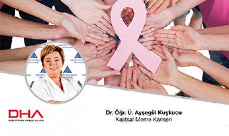 Kalıtsal Meme Kanseri | Doç. Dr. Ayşegül Kuşkucu