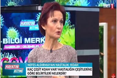 KOAH Hakkında Merak Edilenler | Prof. Dr. Banu Musaffa Salepçi