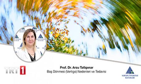 Baş Dönmesi (Vertigo) Nedenleri ve Tedavisi | Prof. Dr. Arzu Tatlıpınar