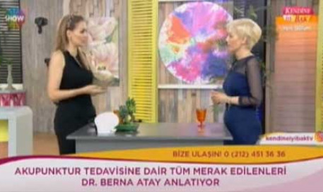 Akupunktur ve Ozon Terapisi - Uzm. Dr. Berna Atay