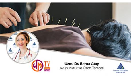 Akupunktur ve Ozon Terapisi | Uzm. Dr. Berna Atay