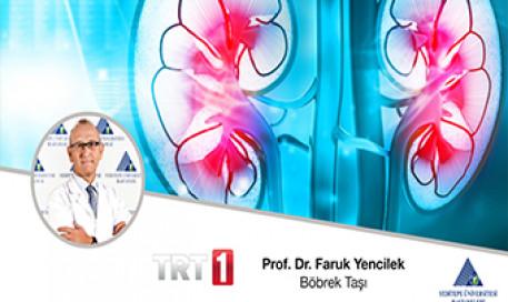 Böbrek Taşının Tedavisi | Prof. Dr. Faruk Yencilek