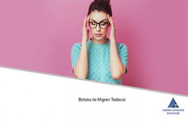 Botoks ile Migren Tedavisi
