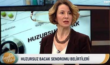 Huzursuz Bacak | Prof. Dr. Burcu Örmeci