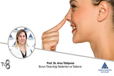 Burun Tıkanıklığı Nedenleri ve Tedavisi    Prof. Dr. Arzu Tatlıpınar