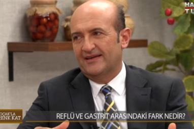 Reflü ve Güncel Tedavi Yöntemleri | Prof. Dr. Cengiz Pata