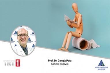 Kabızlık Tedavisi   Prof. Dr. Cengiz Pata