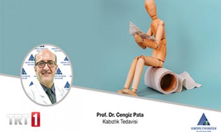 Kabızlık Tedavisi | Prof. Dr. Cengiz Pata