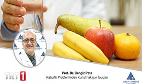 Kabızlık Probleminden Kurtulmak için İpuçları | Prof. Dr. Cengiz Pata