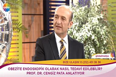Ameliyatsız Reflü Tedavisi Endoskopik Fundoplikasyon   Prof. Dr. Cengiz Pata