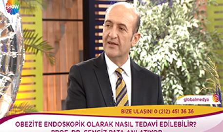 Ameliyatsız Reflü Tedavisi Endoskopik Fundoplikasyon | Prof. Dr. Cengiz Pata