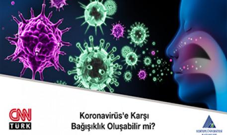 COVID-19 Koronavirüs' e (Corona) Karşı Bağışıklık Oluşabilir mi? | Prof. Dr. Aynur Eren Topkaya