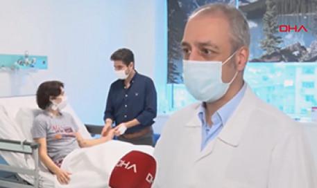 Karaciğer Nakli ve Hepatit B İlişkisi | Prof. Dr. Cüneyt Kayaalp