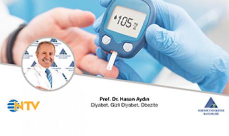 Diyabet, Gizli Diyabet, Obezite | Prof. Dr. Hasan Aydın