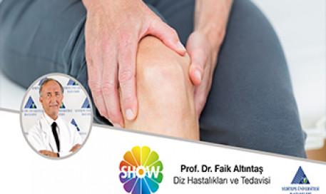 Diz Hastalıkları ve Tedavisi | Prof. Dr. Faik Altıntaş
