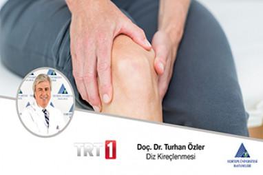 Diz Kireçlenmesi  |  Prof. Dr. Turhan Özler