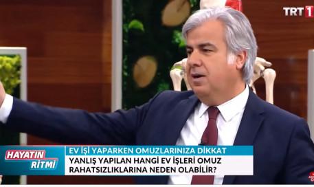 Donuk Omuz ve Tedavisi | Prof. Dr. Turhan Özler