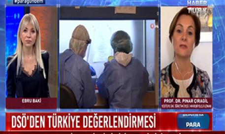 Koronavirüs Salgın (Corona) Ne Durumda, Hayat Ne Zaman Normalleşecek? | Prof. Dr. Pınar Çıragil