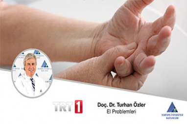 El Problemleri  | Prof. Dr. Turhan Özler