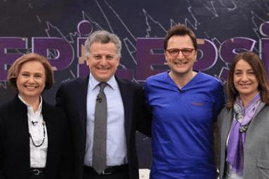 Epilepsi Tedavisi - Prof. Dr. Canan Aykut Bingöl ve Prof. Dr. Uğur Türe