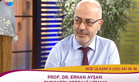 Tiroid ve Paratiroid Hastalıkları | Prof. Dr. Erhan Ayşan