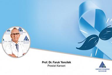 Prostat Kanserinde Fokal Tedavi HIFU | Prof. Dr. Faruk Yencilek