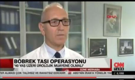 Böbrek Taşının Flexible Yöntem ile Tedavisi | Prof. Dr. Faruk Yencilek