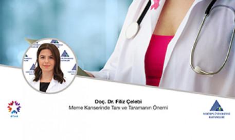 Meme Kanserinde Tanı ve Taramanın Önemi | Doç. Dr. Filiz Çelebi