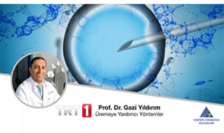 Üremeye Yardımcı Yöntemler | Prof. Dr. Gazi Yıldırım