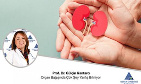 Organ Bağışında Çok Şey Yanlış Biliniyor | Prof. Dr. Gülçin Kantarcı