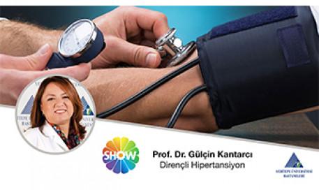 Dirençli Hipertansiyon | Prof. Dr. Gülçin Kantarcı