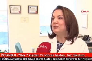 Böbrekleri Korumak için Yapılması Gerekenler | Prof. Dr. Gülçin Kantarcı