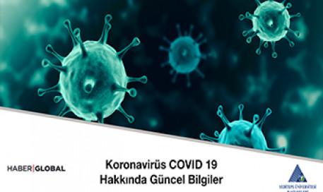 Corona (COVID-19 Koronavirüs) Hakkında Güncel Bilgiler | Prof. Dr. Çağrı Büke