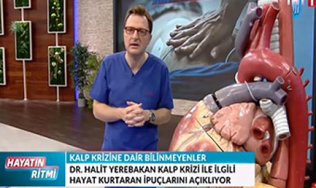 Kalp Krizi Geçiren Birine Nasıl Yardım Edebiliriz | Doç. Dr. Halit Yerebakan