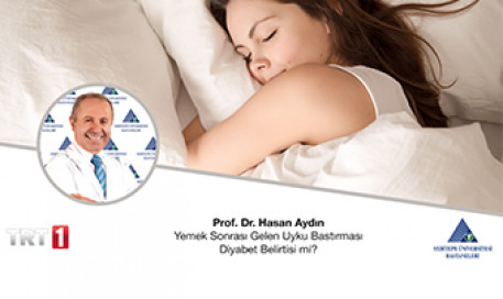 Yemek Sonrası Gelen Uyku Bastırması Diyabet Belirtisi mi? | Prof. Dr. Hasan Aydın