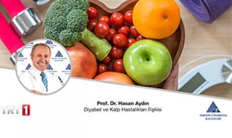 Diyabet ve Kalp Hastalıkları İlişkisi | Prof. Dr. Hasan Aydın