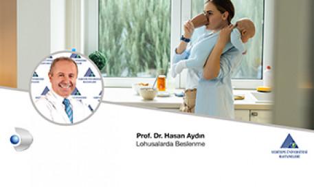 Lohusalarda Beslenme | Prof. Dr. Hasan Aydın