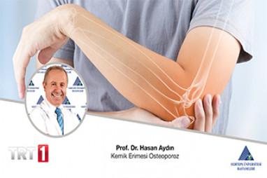 Osteoporoz: Kemik Erimesi | Prof. Dr. Hasan Aydın