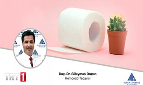 Hemoroid Tedavisi | Doç. Dr. Süleyman Orman