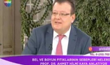 Omurilikte Kanal Daralması ve Tedavisi - Prof. Dr. Ahmet Hilmi Kaya